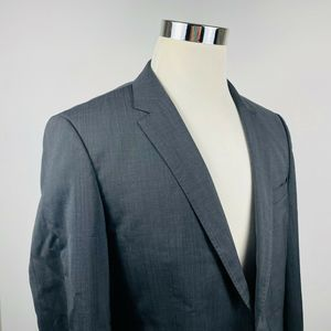 Hugo Boss 40R C-Huge1 C-Genius Sport Coat Gray